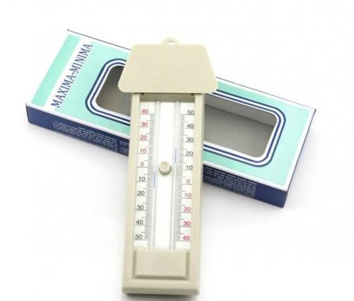 Термометр с фиксацией минимального и максимального значения