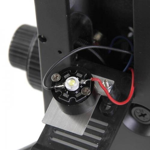 Микроскоп биологический Микромед 1 (вар. 2 LED)