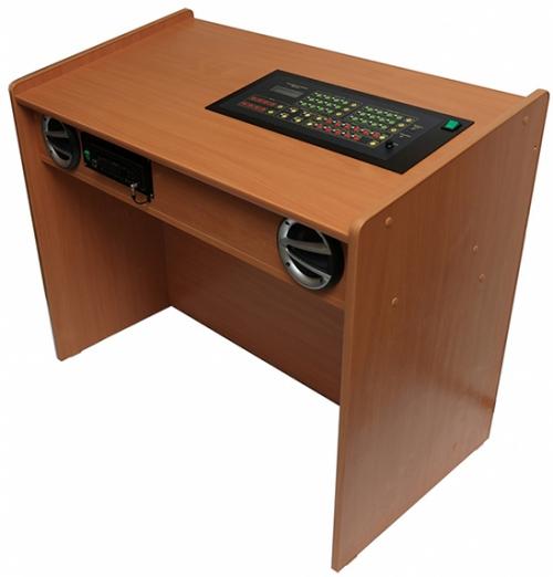 Кабинет Диалог-1 стационарный без кабинок на 18 мест