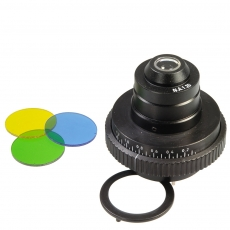 Микроскоп биологический Микромед 3 (вар. 2 LED)