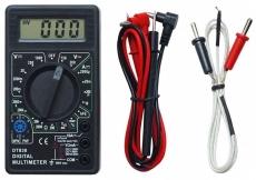 Мультиметр цифровой измерительный прибор