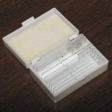 Микропрепараты 5 образцов+5 предм.стёкол (стекло)