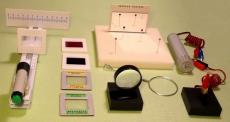 Комплект для лабораторного практикума по оптике Приказ 465 п. 2.14.12