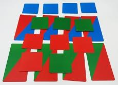 """""""Магнитный алфавит""""- набор,400 карточек, магнитный"""