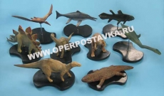 """Набор моделей """"Ископаемые животные"""""""