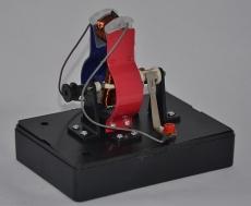 Модель электродвигателя разборная лабораторная