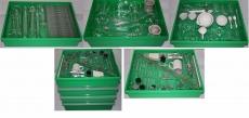 Набор посуды и лабораторных принадлежностей для проведения демонстрационных опытов (4 ч.)