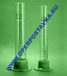 Цилиндр измерительный 100 мл (Биология)