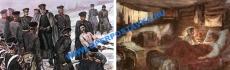 """Альбомы раздаточного изобразительного материала с электронным приложением """"Л.Н. Толстой"""""""