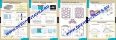 """Комплект таблиц по физике """"Молекулярно-кинетическая теория"""" (10 шт, 680х960 см, бум"""