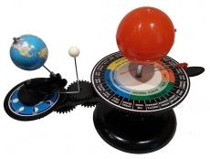 Трехпланетная модель (Земля, Солнце, Луна) Теллурий Астрономия