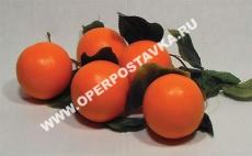 """Ветка муляжей """"Апельсины"""""""